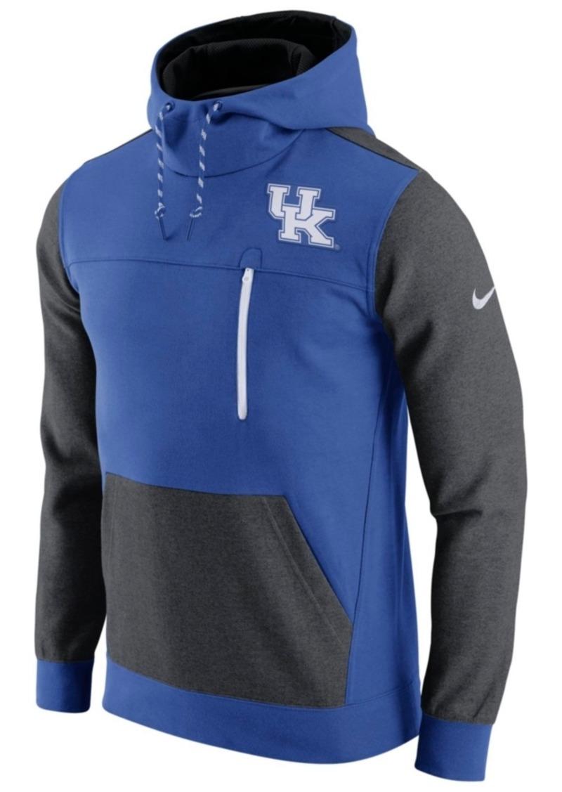 Nike Men's Kentucky Wildcats AV15 Fleece Pullover Hoodie
