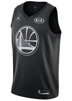 Nike Men's Kevin Durant Golden State Warriors All-Star Swingman Jersey