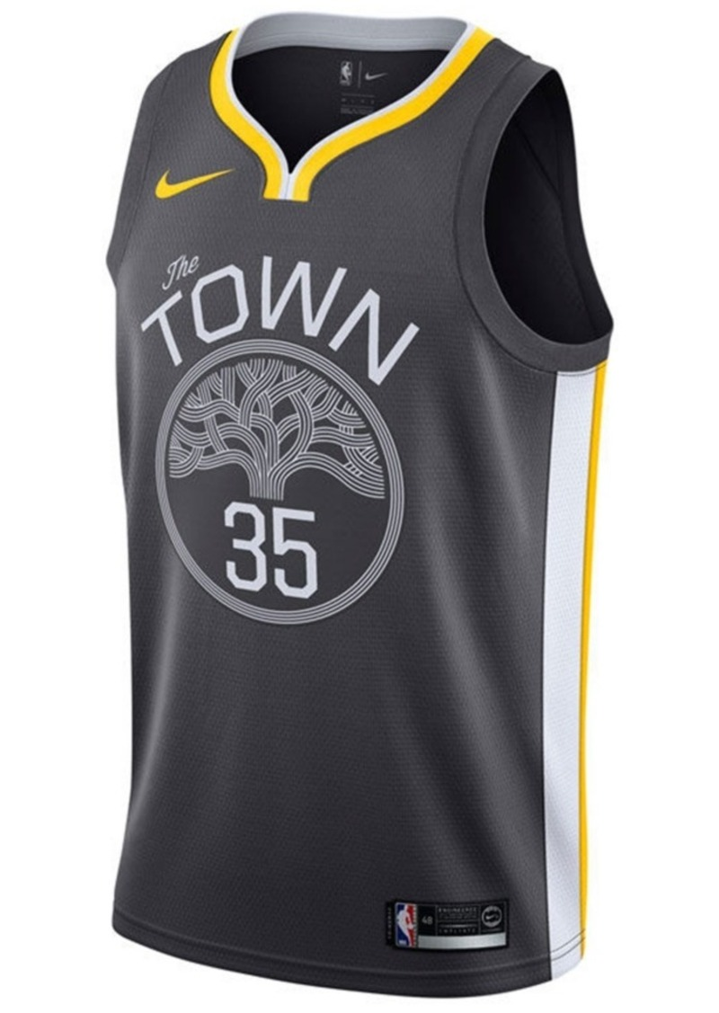 timeless design 5fd94 ce3ac Men's Kevin Durant Golden State Warriors Statement Swingman Jersey
