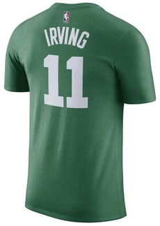 Nike Men's Kyrie Irving Boston Celtics Name & Number T-Shirt
