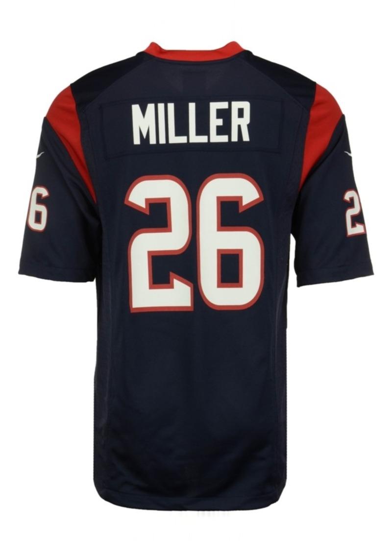 Nike Men's Lamar Miller Houston Texans Game Jersey