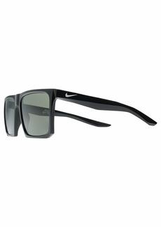 Nike Men's Ledge P Polarized Rectangular Sunglasses  56 mm