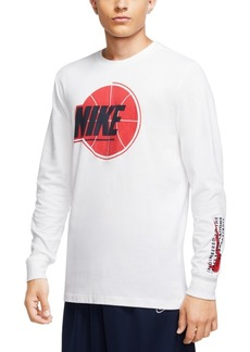 Nike Men's Long-Sleeve Basketball Shirt