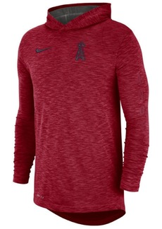 Nike Men's Los Angeles Angels Dry Slub Hooded T-Shirt
