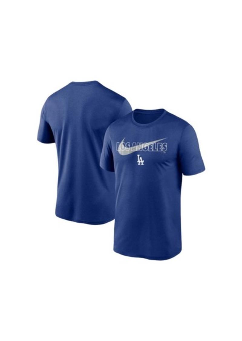 Nike Men's Los Angeles Dodgers City Swoosh Legend T-Shirt