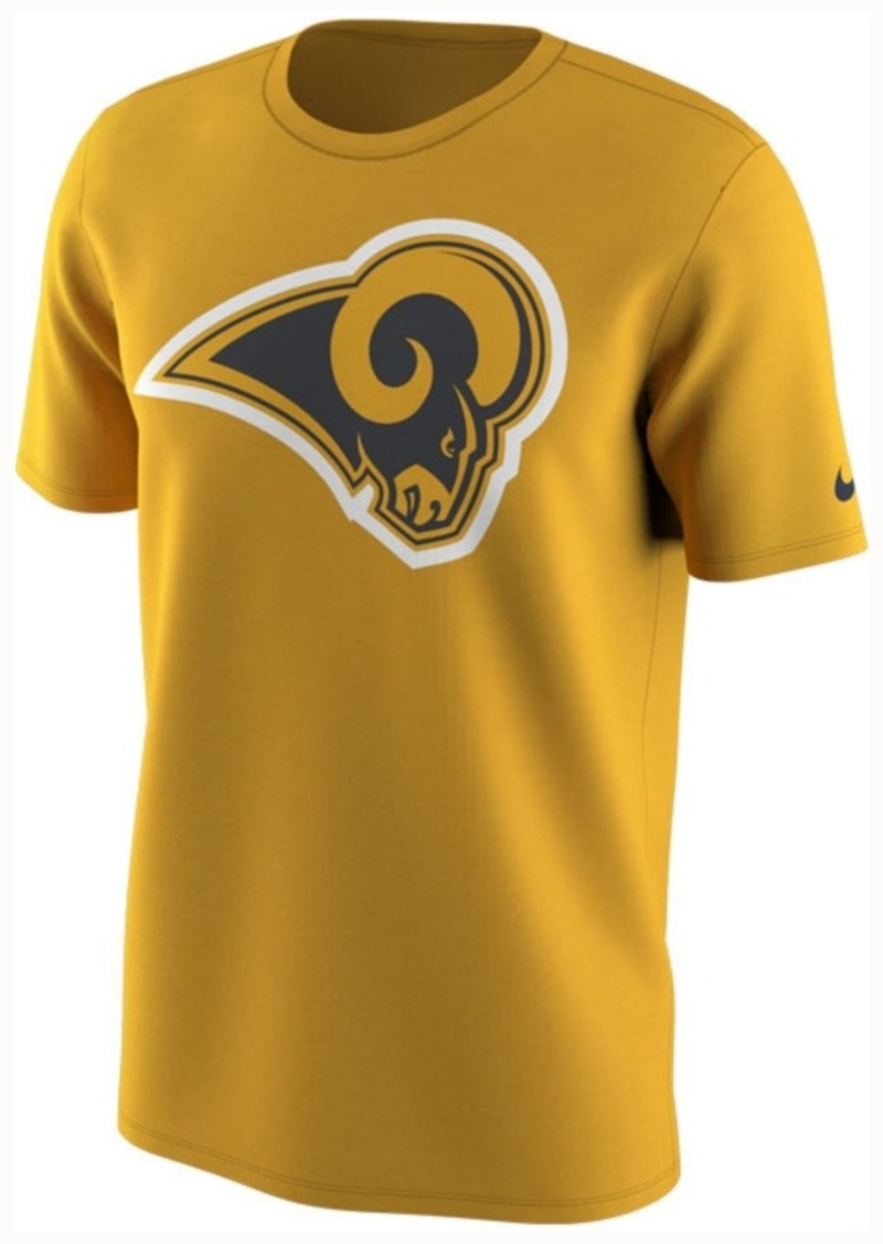online retailer f746e 41a5b Men's Los Angeles Rams Color Rush Travel T-Shirt