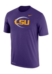 Nike Men's Lsu Tigers 2017 Legend Icon T-Shirt