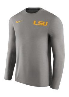c37cbbe62e1 Nike Men s Lsu Tigers Dri-Fit Touch Long Sleeve T-Shirt