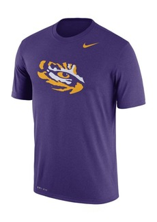 Nike Men's Lsu Tigers Legend Logo T-Shirt