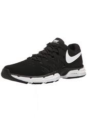 Nike Men's Lunar Fingertrap Trainer Sneaker White-Black 11 Regular US