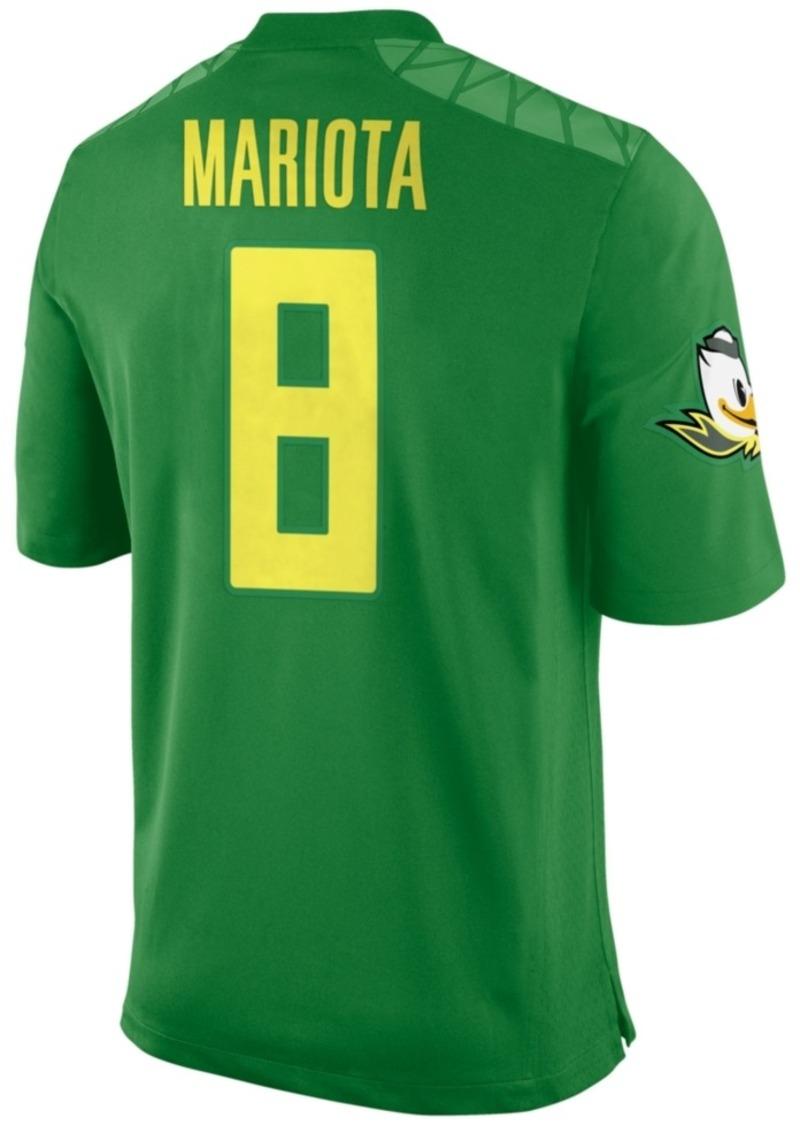 Nike Men's Marcus Mariota Oregon Ducks Player Game Jersey
