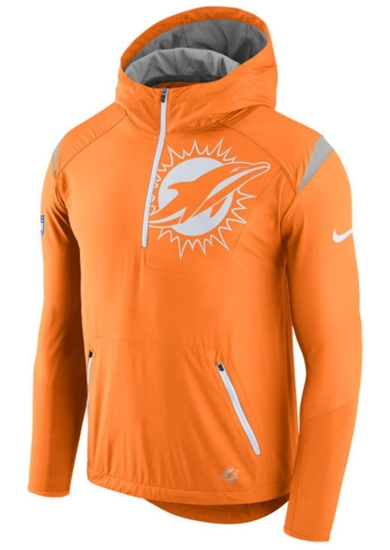 cheaper 37a8c 966ca Men's Miami Dolphins Lightweight Fly Rush Jacket