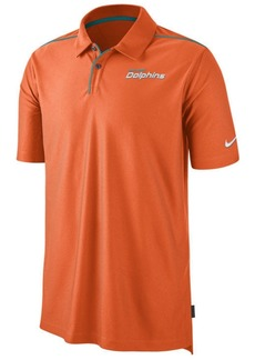 Nike Men's Miami Dolphins Team Issue Polo