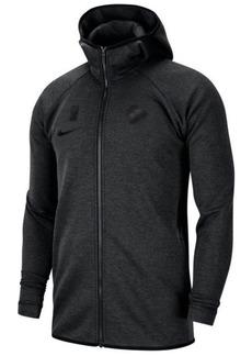 Nike Men's Milwaukee Bucks Showtime Dry Full-Zip Hoodie