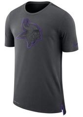 Nike Men's Minnesota Vikings Travel Mesh T-Shirt