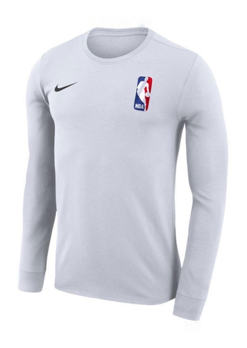 1c6a8d9dd Nike Nike Men s Nba League Logo Dri-fit Team 31 Long Sleeve T-Shirt ...