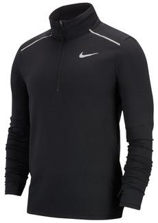 Nike Men's New Element Half-Zip Running Shirt