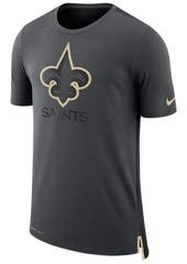 Nike Men's New Orleans Saints Travel Mesh T-Shirt
