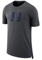 Nike Men's New York Giants Travel Mesh T-Shirt