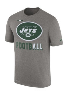 Nike Men's New York Jets Legend Football T-Shirt