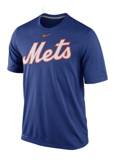 Nike Men's New York Mets Legend Wordmark T-Shirt