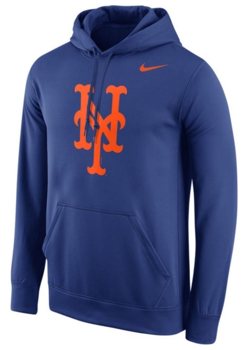 Nike Men's New York Mets Performance Hoodie