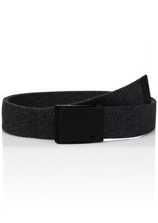 Nike Men's Heather Web Belt dark grey