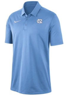 Nike Men's North Carolina Tar Heels Ncaa Franchise Polo