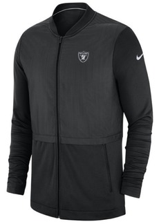 Nike Men's Oakland Raiders Elite Hybrid Jacket