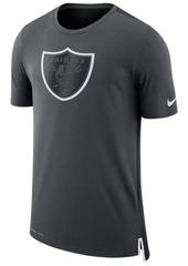 Nike Men's Oakland Raiders Travel Mesh T-Shirt