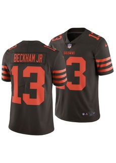 Nike Men's Odell Beckham Jr. Cleveland Browns Limited Color Rush Jersey