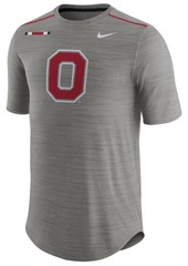 Nike Men's Ohio State Buckeyes Dri-fit Breathe T-Shirt