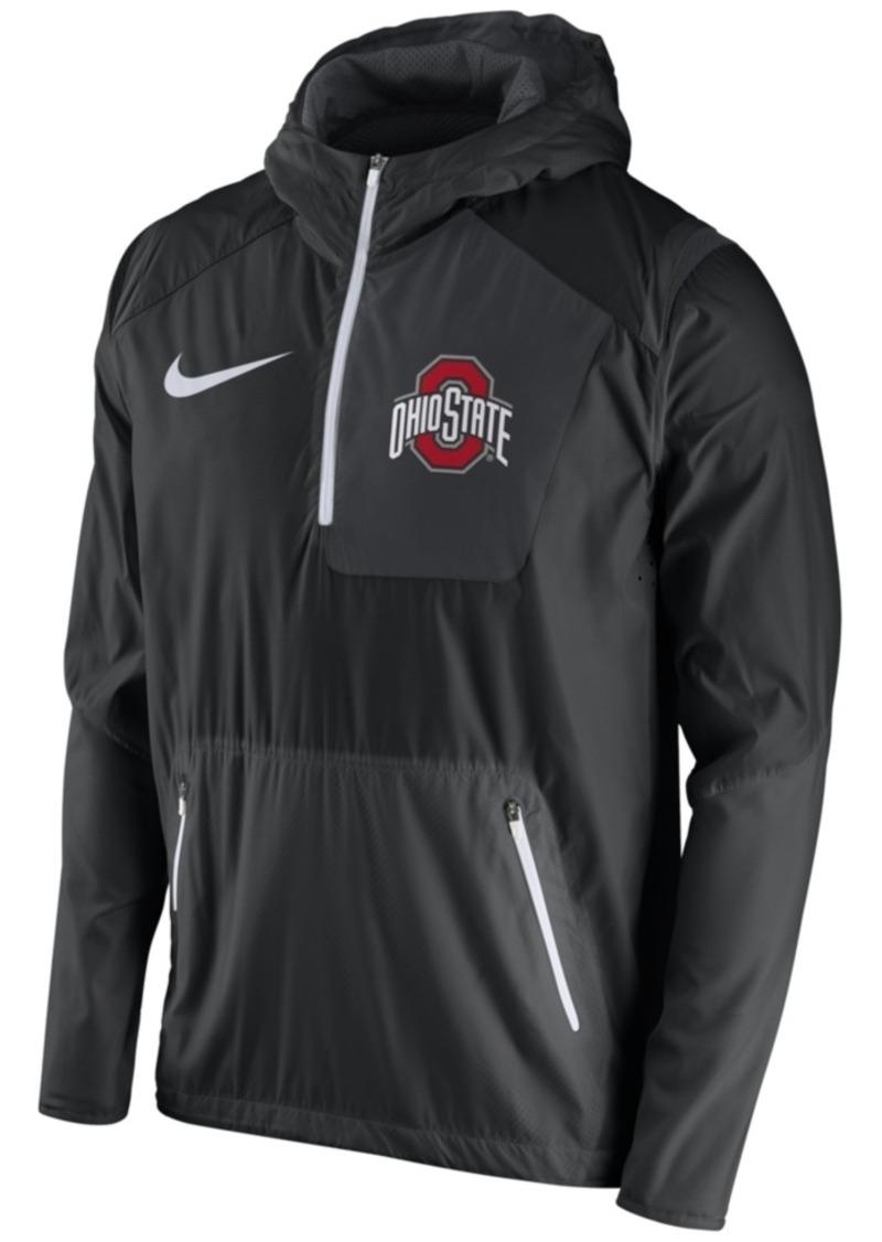 Nike Men's Ohio State Buckeyes Speed Fly Rush Hooded Jacket