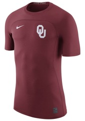 Nike Men's Oklahoma Sooners Fitted Hypercool T-Shirt