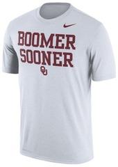 Nike Men's Oklahoma Sooners Legend Authentic Local T-Shirt
