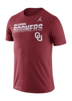 Nike Men's Oklahoma Sooners Legend Sideline T-Shirt