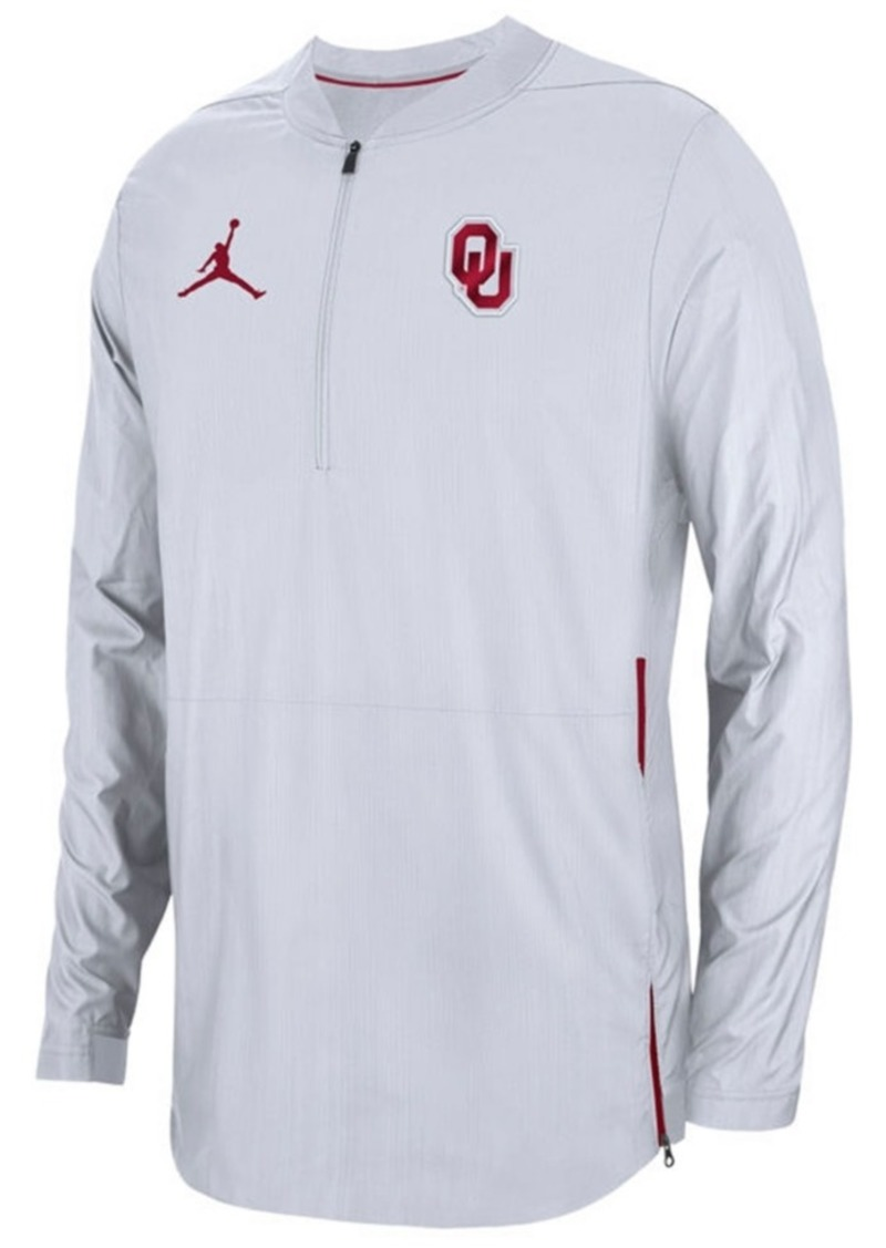 966961fb66c1 Nike Nike Men s Oklahoma Sooners Lockdown Jacket