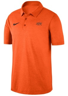 Nike Men's Oklahoma State Cowboys Dri-fit Breathe Polo
