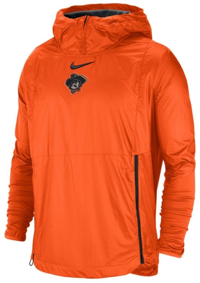 a6f30c244 Nike Nike Men's Oklahoma State Cowboys Fly Rush Jacket | Outerwear
