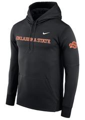 Nike Men's Oklahoma State Cowboys Vault Therma Hooded Sweatshirt