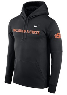 Nike Men's Oklahoma State Cowboys Vault Therma Hooded Sweatshirt
