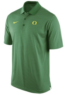 Nike Men's Oregon Ducks Stadium Stripe Polo