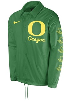 Nike Men's Oregon Ducks Vault Coaches Jacket