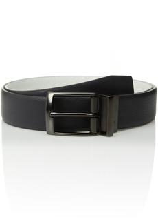 Nike Men's Pebble Feather Edge Reversible Belt