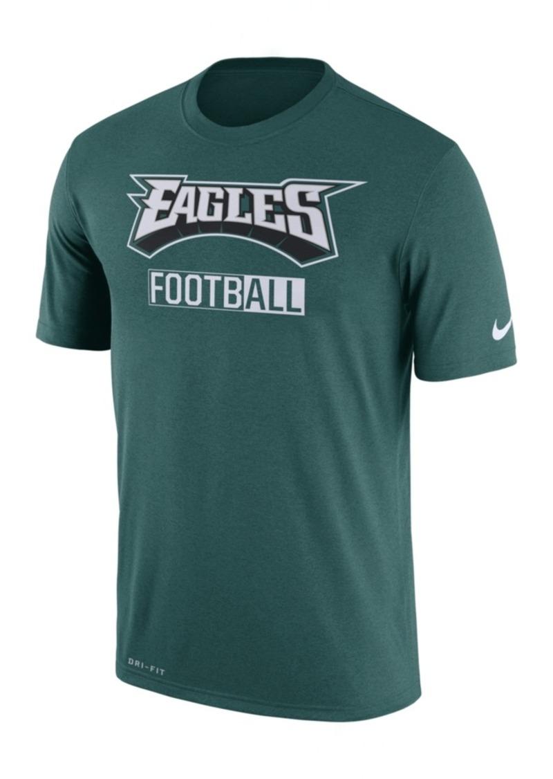 Nike Men's Philadelphia Eagles All FootbALL Legend T-Shirt