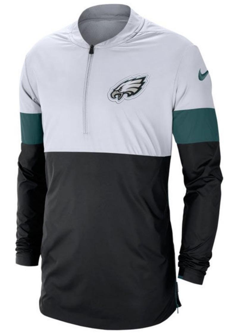 Nike Men's Philadelphia Eagles Lightweight Coaches Jacket