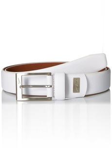 Nike Men's Pin Dot Embossed Belt