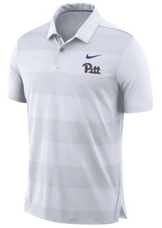 Nike Men's Pittsburgh Panthers Early Season Coaches Polo