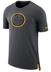 Nike Men's Pittsburgh Steelers Travel Mesh T-Shirt