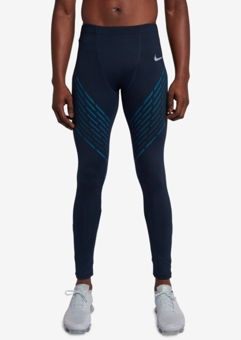 8969502f6adc0 Nike Nike Men's Power Dri-fit Printed Running Tights | Casual Pants